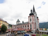 Mariazell. Foto: Herbert Ortner. Trovato su: Wikimedia Commons. Licenza: Creative Commons.